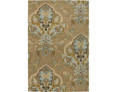 Rizzy Rugs Volare 1683 Latte Area Rugs rugs