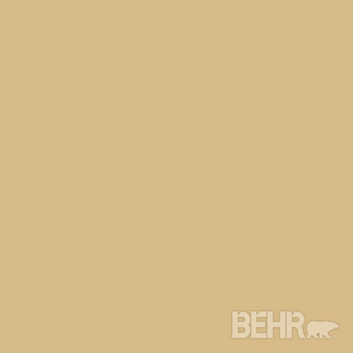 BEHR MARQUEEu2122 Paint Color Honey Tea MQ2-18 modern-paint