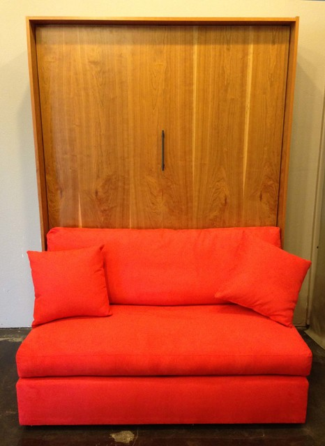 Murphy Couch Bed Without Arms Furniture Orange County By Murphy Bed Concepts Inc