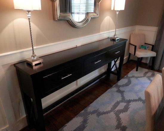 Custom Furniture - Design by Studio K - Kate Fallon
