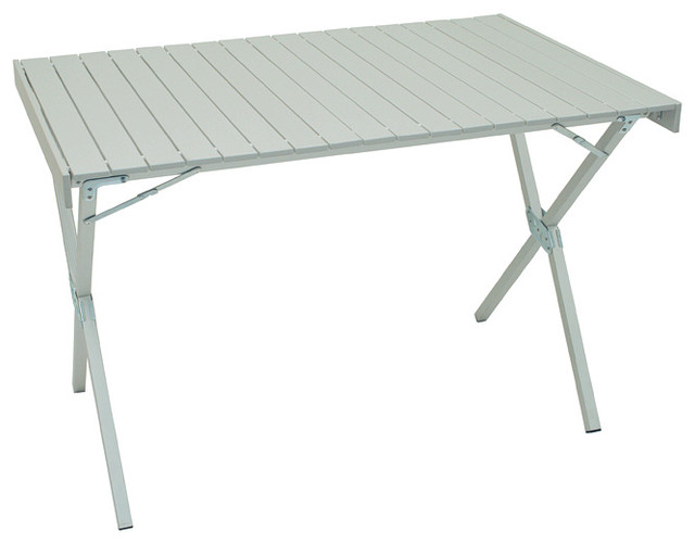 Alps Extra Large Dining Table contemporary-outdoor-dining-tables