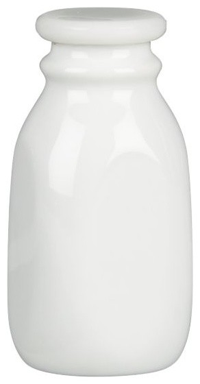Small Milk Bottle traditional food containers and storage