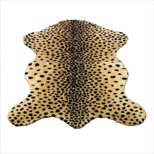 Animal Print Rug Wayfair: Animal Cheetah Rug