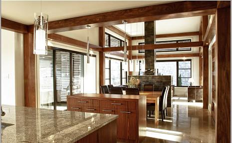 Modernism and magnificence: Aluminium windows contemporary-windows-and-doors
