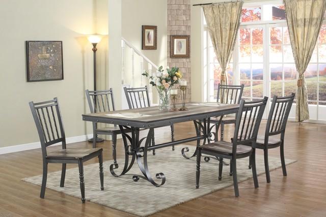 dining rooms transitional dining sets charleston