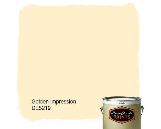 Dunn-Edwards Paints Golden Impression DE5219 -