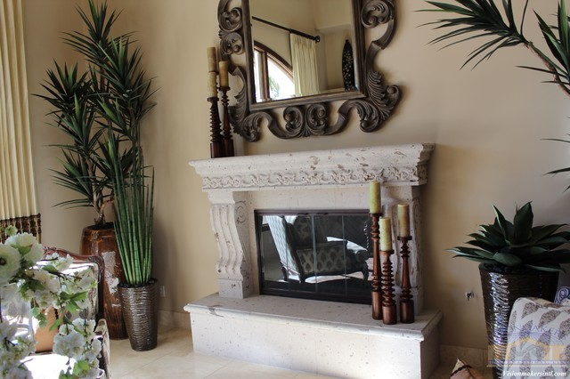Fireplace Treatments indoor-fireplaces