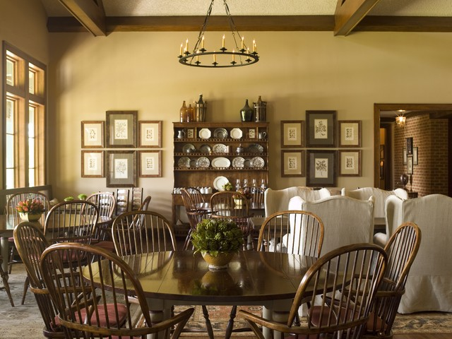 Market and Dining Room