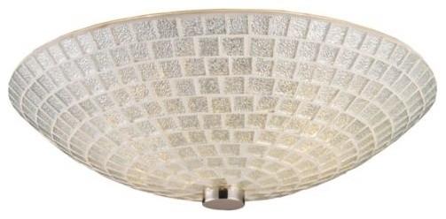 Fusion Semi-Flushmount by ELK Lighting beach-style-tile