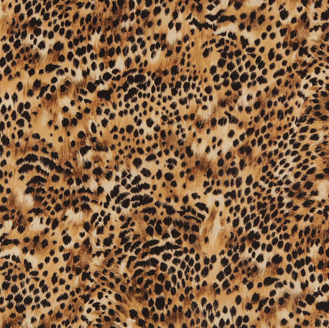 e421 cheetah animal print microfiber fabric contemporary