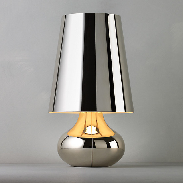 Kartell Cindy Table Lamp, Platinum - Modern - Table Lamps - by John ...