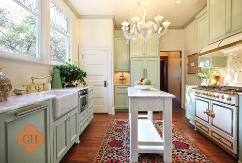 Eclectic Kitchen design by Atlanta Paint And Wall Coverings Roma Eco ...