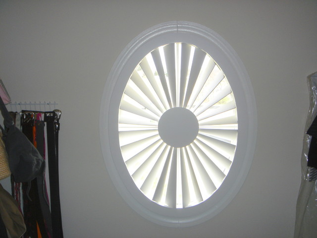 Specialty Shapes window-treatments