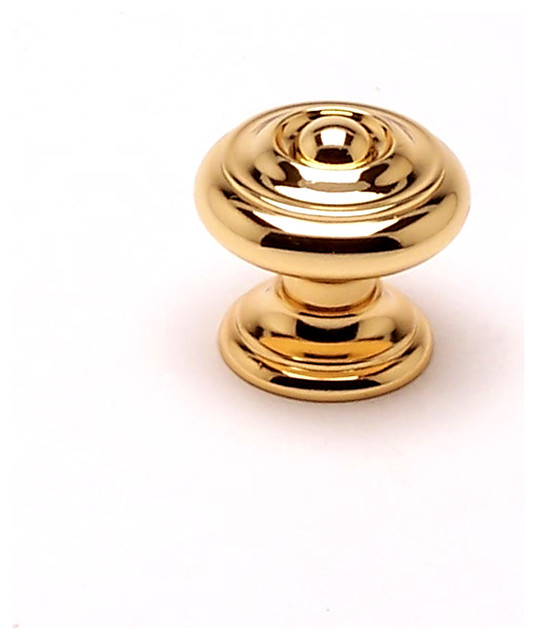 Berenson BER-6995-107-C Gold Cabinet Knobs - Traditional ...