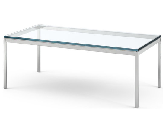 Florence Knoll Coffee Table - Rectangle -