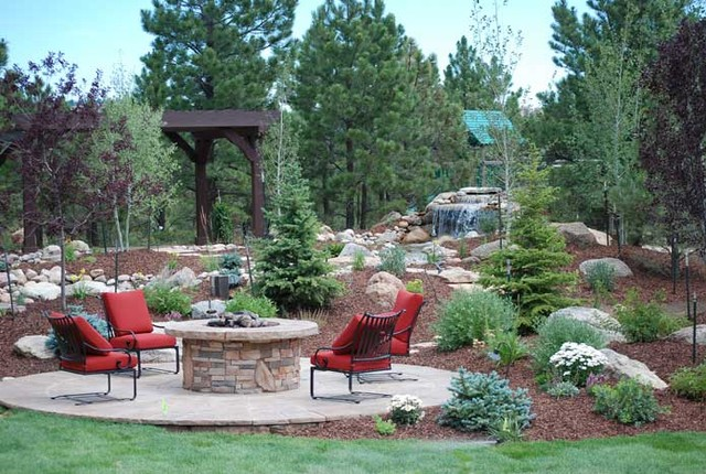 Custom Fire PIts contemporary-fire-pits