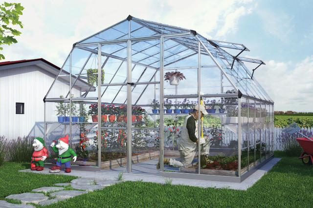 Americana Greenhouse Kit - Modern - Greenhouses - philadelphia - by ...