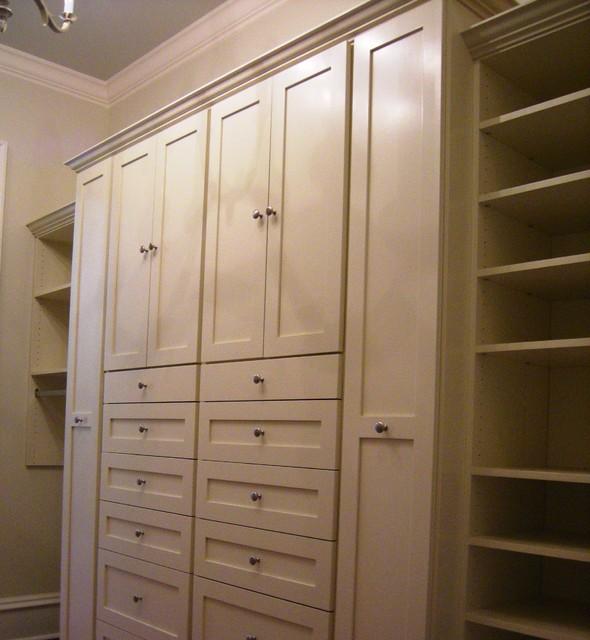Closet Hutch closet
