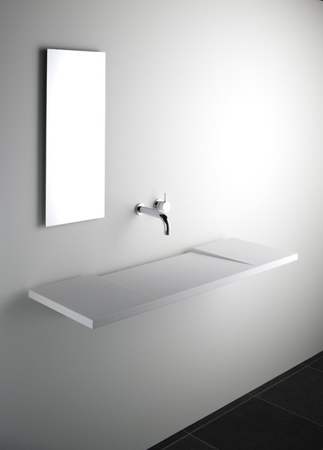 Hydrology (312.832.9000) contemporary bathroom sinks