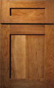 Cherry Door Styles from Wellborn Cabinet, Inc. - Modern - Kitchen ...
