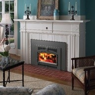 Lopi Fireplaces living-room