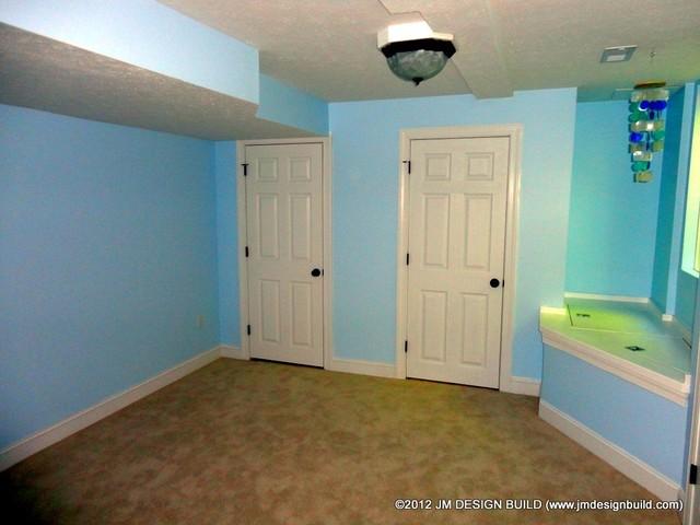 basement bedroom ideas cleveland