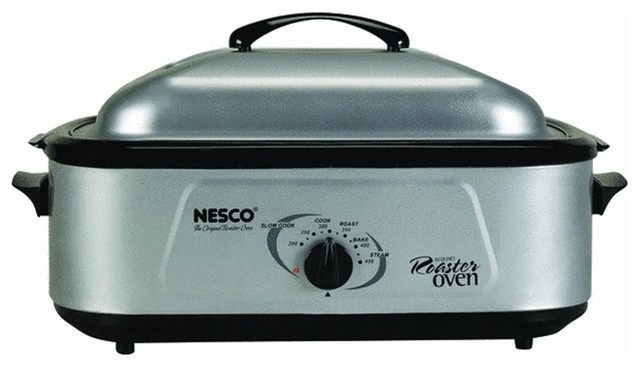 Nesco 18 Qt. Pro Roaster Oven contemporary-small-kitchen-appliances