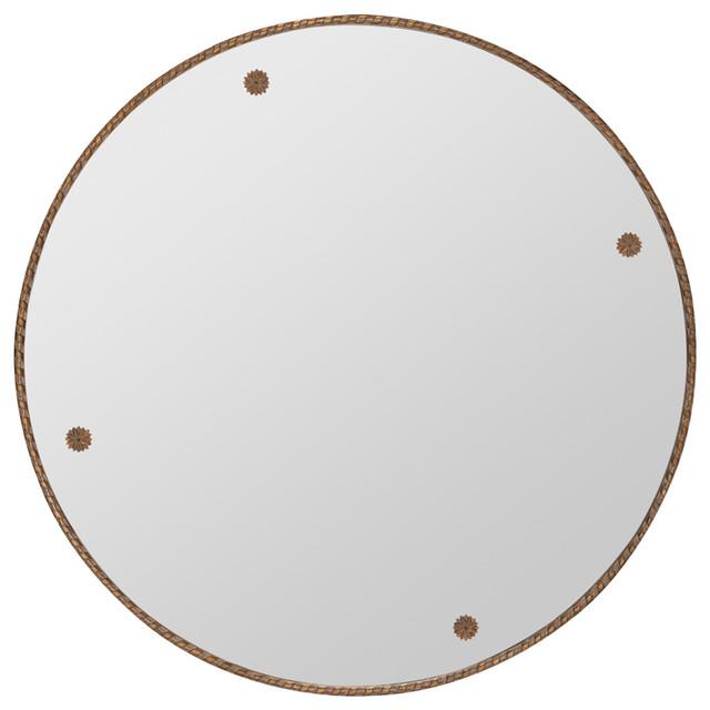 Cooper Classics Keynes Mirror contemporary-mirrors