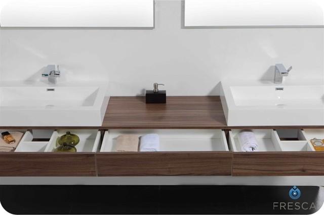 Modern Double Sink Bathroom Vanities. Floating Bath Vanity   ClaSsiA neT for