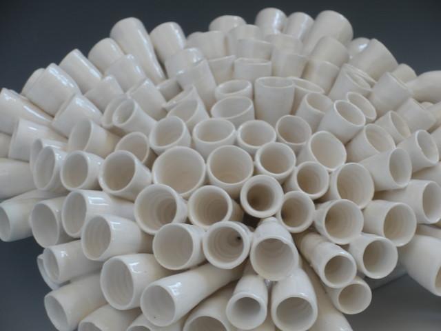 MITOSIS, Ceramic Sculptural Tiles contemporary-artwork