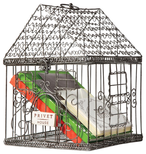 Privet Wire House eclectic-home-decor