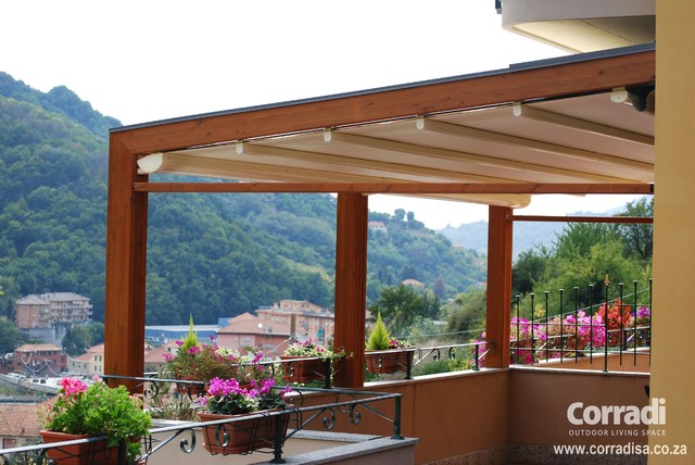 Pergotenda- Patio awnings with retractable roofs by ...
