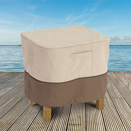 ottoman/end table cover (fits up to 21w 21d 17h) contemporary-side-tables-and-end-tables