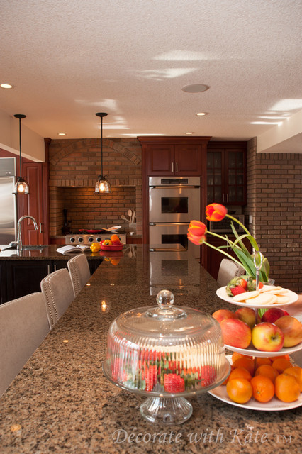 Tradition Replayed traditional-kitchen