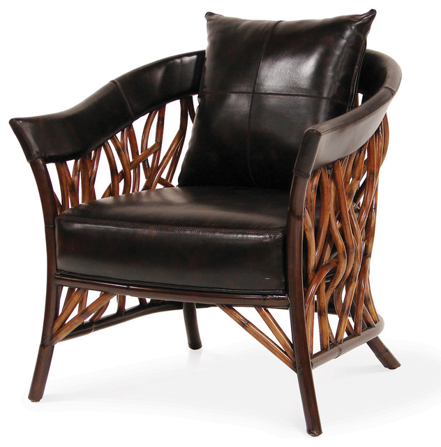 Adelaide Lounge Chair - traditional - armchairs - by Masins Furniture