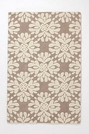 Coqo Floral Rug contemporary-rugs