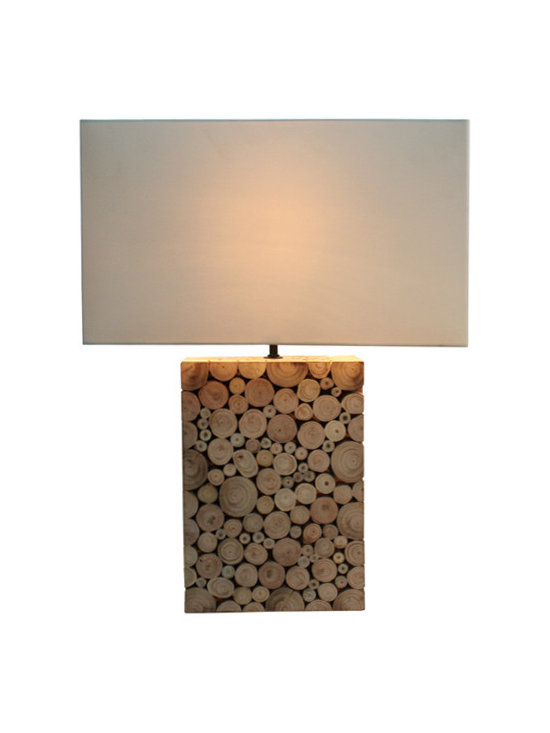 Mosaic Large Table Lamp -