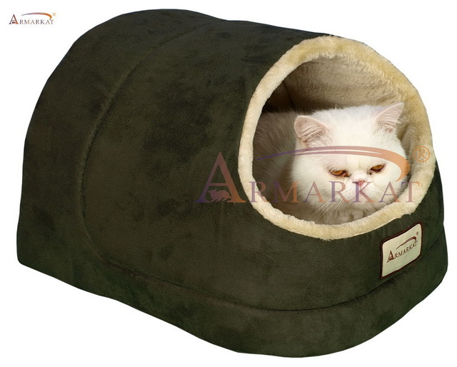 Armarkat Pet Bed C18HML/MH modern-dog-beds