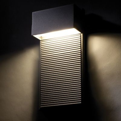 Hiline Indoor/Outdoor LED Wall Sconce by Modern Forms wall-sconces