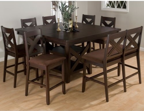 Counter Height Dining Set With Bench : Dining Height Collection Counter Height Collection Bar Height ...