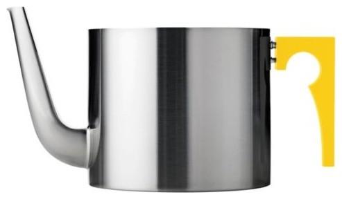 AddColour Cylinda Line Tea Pot modern-coffee-makers-and-tea-kettles