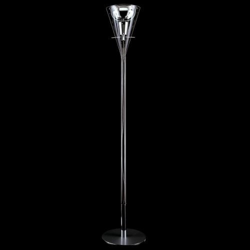 Flute Torchiere contemporary-floor-lamps