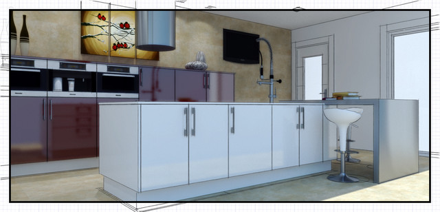 Kitchen Project contemporary