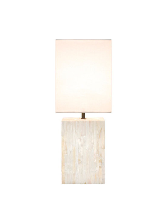 Mini Cream Pearl Lamp -