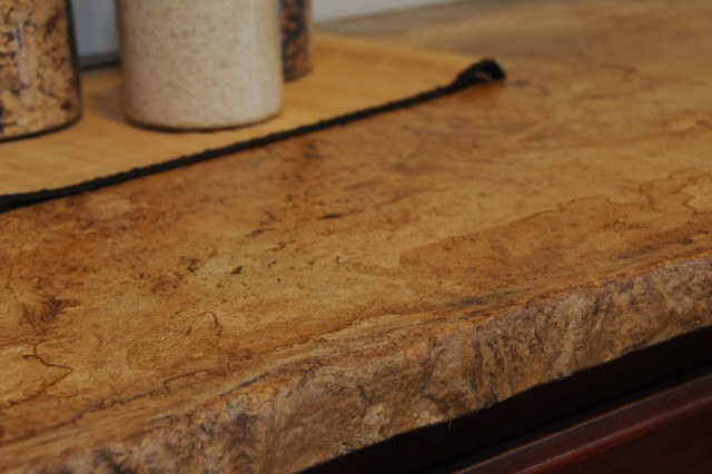 Concrete Countertops by Red Baron Architectural  kitchen countertops