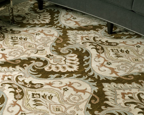 Hand Tufted Rugs -