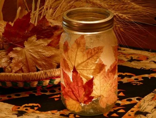 gallery for easy fall decorations