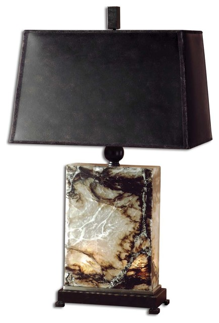 Marius Marble Table Lamp traditional-table-lamps