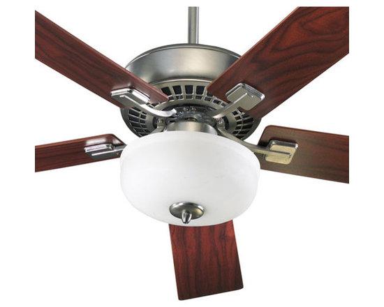 Delta Rothman Satin Nickel Ceiling Fan - Delta Ceiling Fan