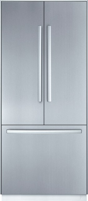 800 Series Built-in French Door Refrigerator with Framed Design refrigerators